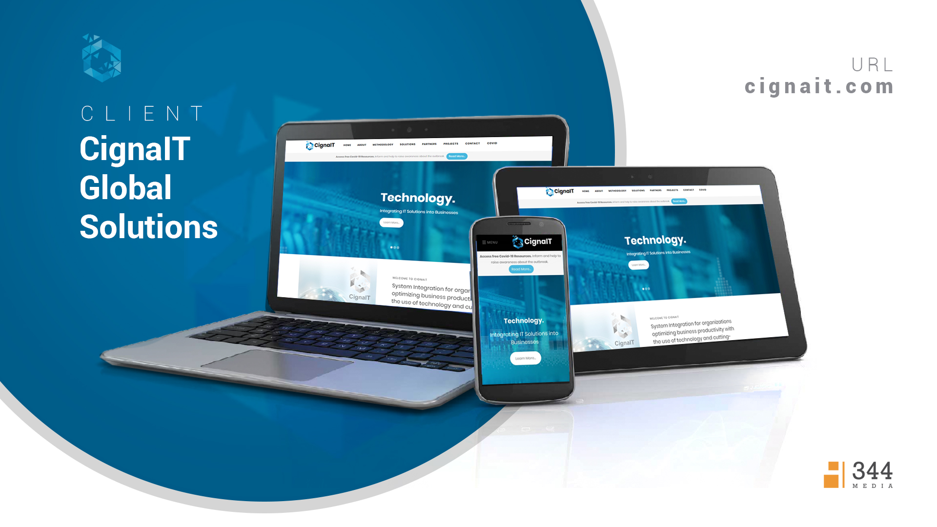 CignaIT Website